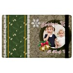 Christmas, Merry christmas, xmas, Happy New year, seson greeting - Apple iPad 3/4 Flip Case