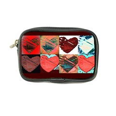 Coin Purse  Hearts1 By Riksu   Coin Purse   Xcuffray9d85   Www Artscow Com Front
