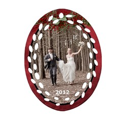 Naomi Dane Oval Two Sides By Debra Macv   Oval Filigree Ornament (two Sides)   Cboxg0j9l51m   Www Artscow Com Back
