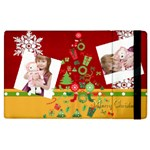 Merry Christmas, Xmas, Happy new year - Apple iPad 2 Flip Case