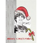 Greeting Card 5  x 7  Christmas 03