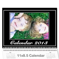 2013 Calendar By Megan Elliott   Wall Calendar 11  X 8 5  (12 Months)   5unuc9jw06i6   Www Artscow Com Cover