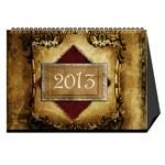 Margi 2013 - Desktop Calendar 8.5  x 6