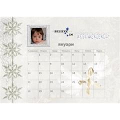 Margi 2013 By Boryana Mihaylova   Desktop Calendar 8 5  X 6    Eavzrpo1wpbk   Www Artscow Com Jan 2013