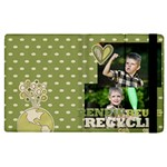 green kids - Apple iPad 3/4 Flip Case