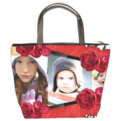 Naughty Vs Oh So Nice Designer Bucket Bag 1 By Amarie   Bucket Bag   1xald6vp5zk0   Www Artscow Com Back