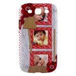 Naughty vs Oh So Nice - Samsung Galaxy S III Hardshell Case