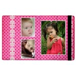 Little Princess Apple iPad 3 Flip Case - Apple iPad 3/4 Flip Case