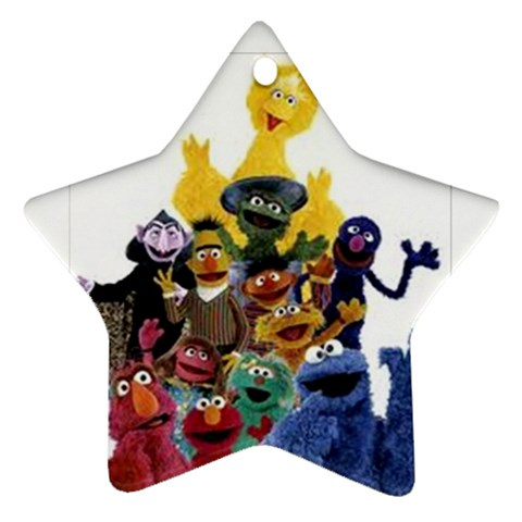 Ss Star By Tammi   Ornament (star)   4vgiakclvinf   Www Artscow Com Front