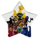 SS star - Ornament (Star)