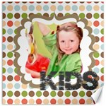 kids - Canvas 12  x 12