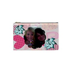 By Stacey Woodward   Cosmetic Bag (small)   Dl6we884r8vy   Www Artscow Com Front