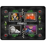 Family Extra Large Fleece Blanket - Fleece Blanket (Extra Large)