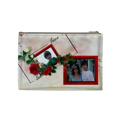 Mima By Maria Georgieva   Cosmetic Bag (medium)   5expk3czo0nw   Www Artscow Com Back