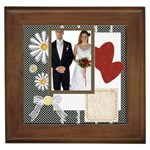 wedding - Framed Tile