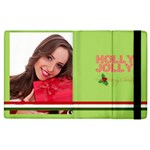 merry christmas - Apple iPad 3/4 Flip Case