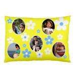 Sunny Yellow Days Pillow case