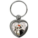 Wedding - Key Chain (Heart)