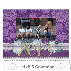 Crazy Grandma 2013 By Angeline Petrillo   Wall Calendar 11  X 8 5  (12 Months)   Een3v95pw09w   Www Artscow Com Cover