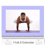 Gopal 2012 Calendars - Wall Calendar 11  x 8.5  (12-Months)