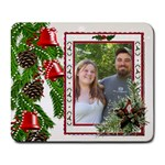 Christmas bells Mouse pad - Collage Mousepad