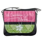 Grandchildren Light up my life Messenger - Messenger Bag