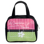 Grandchildren light up my life Classic handbag - Classic Handbag (Two Sides)