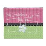 My grandchildren light up my life XL cosmetic - Cosmetic Bag (XL)