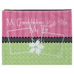 My grandchildren light up my life XXXL - Cosmetic Bag (XXXL)