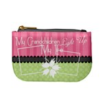 My grandchildren light up my life coin purse - Mini Coin Purse