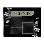 Friends Black XL Cosmetic Bag - Cosmetic Bag (XL)