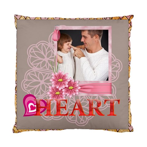 Heart Of Kids Love By Jo Jo   Standard Cushion Case (one Side)   Ots7lepqbd86   Www Artscow Com Front