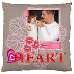 kids of love - Large Cushion Case (One Side)