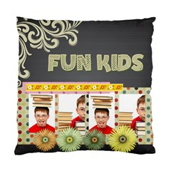 Kids Of Love By Jo Jo   Standard Cushion Case (two Sides)   Mic0wiq9la29   Www Artscow Com Back