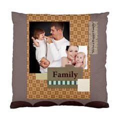 Flower Kids By Jo Jo   Standard Cushion Case (two Sides)   Py92xohmdrx4   Www Artscow Com Front
