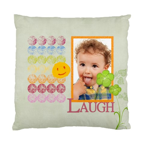 Flower Kids By Jo Jo   Standard Cushion Case (one Side)   M8gapxopm008   Www Artscow Com Front