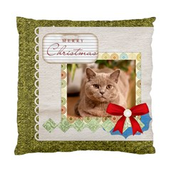 Pet By Jo Jo   Standard Cushion Case (two Sides)   W4gl3qyn58uc   Www Artscow Com Back