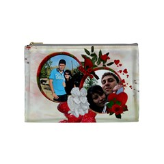 Chanta5 By Teodora Nikolova   Cosmetic Bag (medium)   Kx5mjgrv1n4w   Www Artscow Com Front