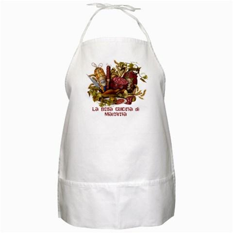 La Bella Cucina Apron By Cari    Bbq Apron   Aksztdl61mfy   Www Artscow Com Front