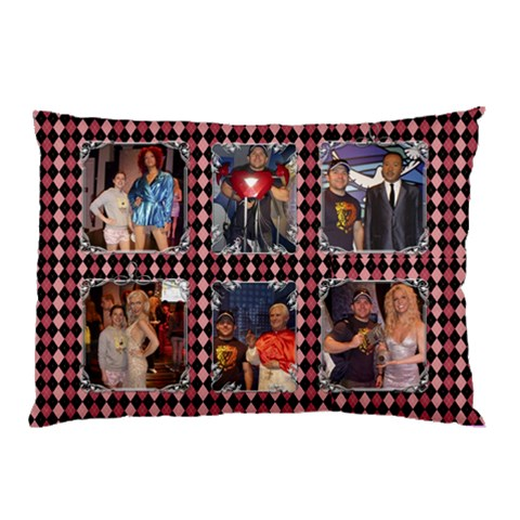 Celebrity Pillow By Deborah   Pillow Case   Pjoniba6v57v   Www Artscow Com 26.62 x18.9 Pillow Case