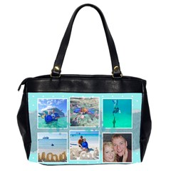 Ocean Vacation Office Handbag By Digitalkeepsakes   Oversize Office Handbag (2 Sides)   K6zdyjlmtlaw   Www Artscow Com Back