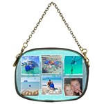 Ocean Vacation Chain purse - Chain Purse (Two Sides)