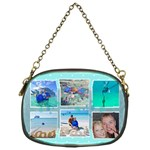 Ocean Vacation Chain purse - Chain Purse (One Side)