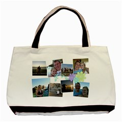 Flower Classic Tote By Digitalkeepsakes   Basic Tote Bag (two Sides)   Ld0acs64gs9r   Www Artscow Com Front