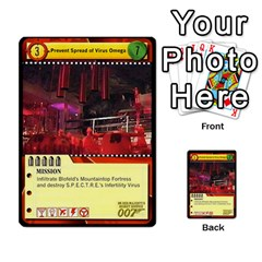 James Bond Dream Cards By Geni Palladin   Multi Purpose Cards (rectangle)   Ns899tax35v6   Www Artscow Com Front 13