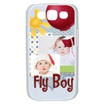fly boy - Samsung Galaxy S III Case (White)