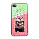 Being with you- Iphone 4/4s case - Apple iPhone 4 Case (Clear)
