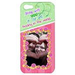 Being with you- Iphone 4/4s case - Apple iPhone 5 Hardshell Case