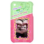 Being with you- Iphone 3g/3gs case - Apple iPhone 3G/3GS Hardshell Case