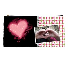 Love   Pencil Case By Digitalkeepsakes   Pencil Case   Whh7t826ssb2   Www Artscow Com Front
